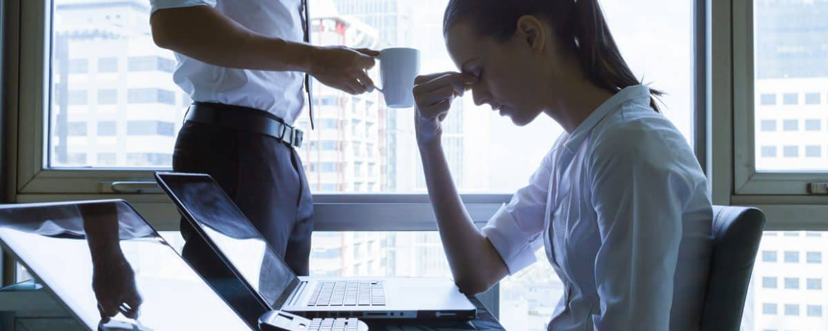 5 Ways to Shift Out of Stress at Work - TBM Payroll