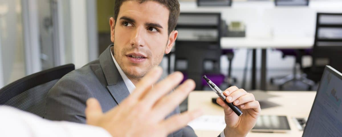 E-Cigarettes Added To Clean Indoor Act - TBM Payroll