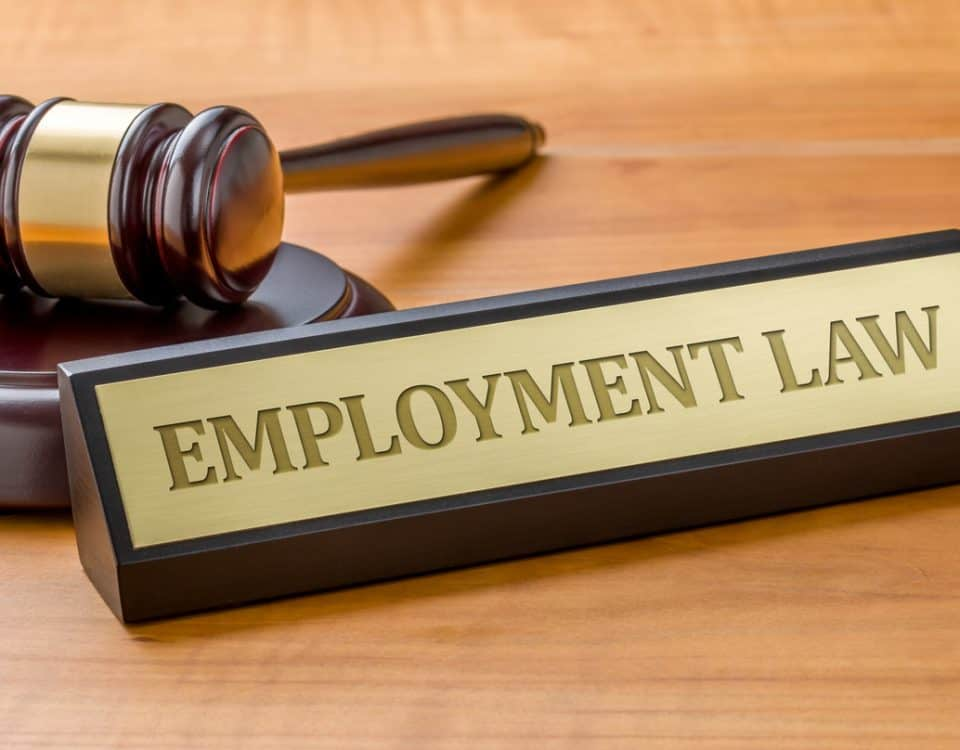 2018 Employment Law Trends - TBM Payroll
