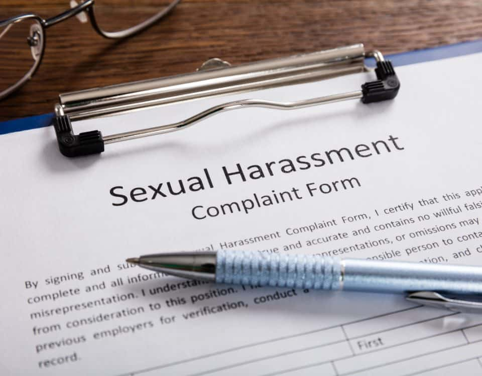 Sexual Harassment Policy & Training - TBM Payroll
